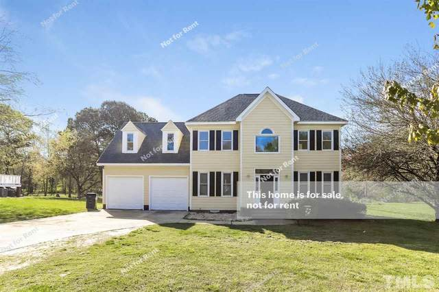 5416 Westminster Lane, Fuquay Varina, NC 27526 (#2375879) :: Steve Gunter Team