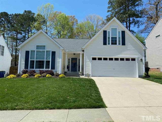 9319 Erinsbrook Drive, Raleigh, NC 27617 (#2375889) :: Bright Ideas Realty