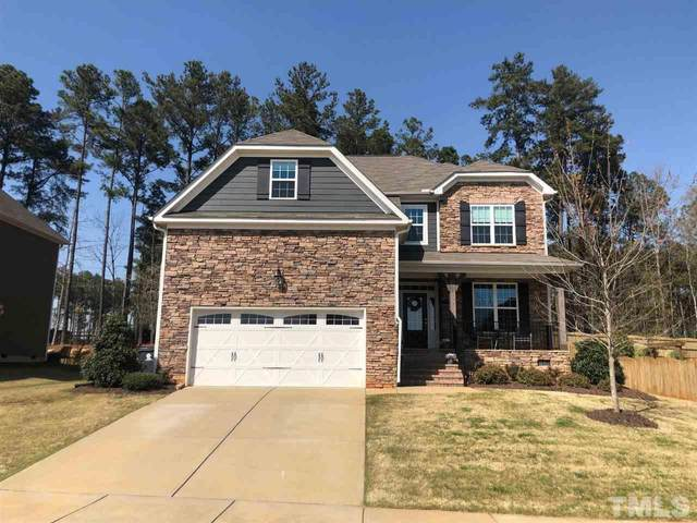 805 Prince Drive, Holly Springs, NC 27540 (#2375916) :: Rachel Kendall Team