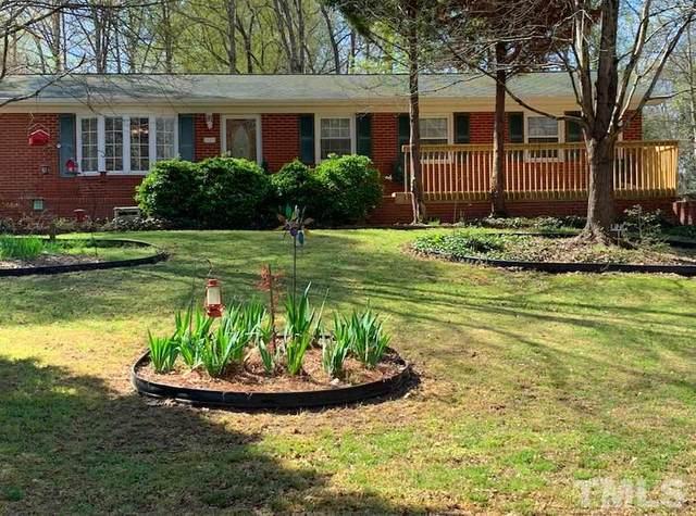 1307 Colony Drive, Raleigh, NC 27603 (#2375947) :: Steve Gunter Team