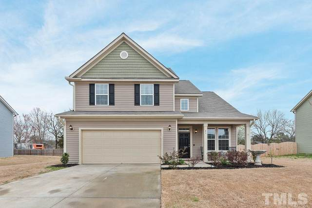 23 Duchess Avenue, Franklinton, NC 27525 (#2375955) :: Steve Gunter Team