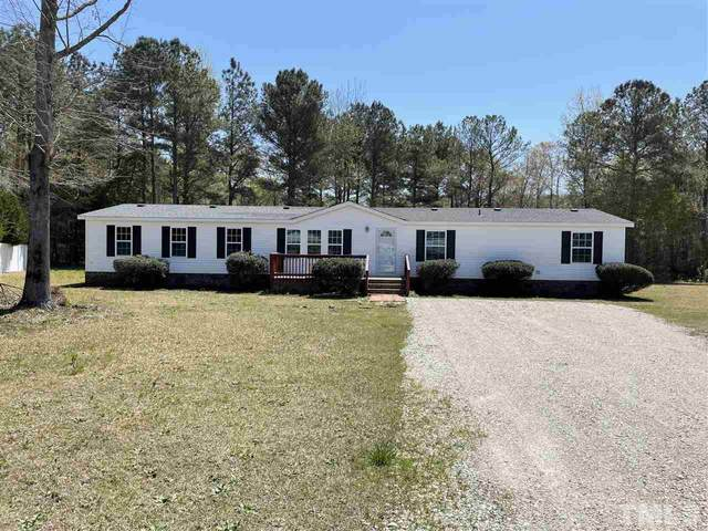 163 Mackenzie Drive, Princeton, NC 27569 (MLS #2375959) :: The Oceanaire Realty