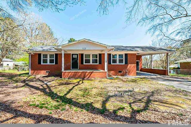 323 Bandock Drive, Durham, NC 27703 (#2376022) :: Choice Residential Real Estate