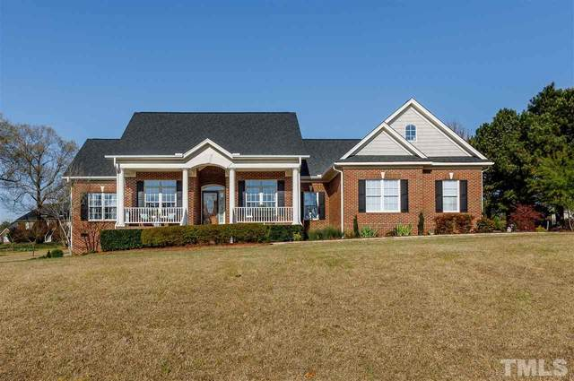 108 Broadleaf Drive, Angier, NC 27501 (#2376043) :: Steve Gunter Team