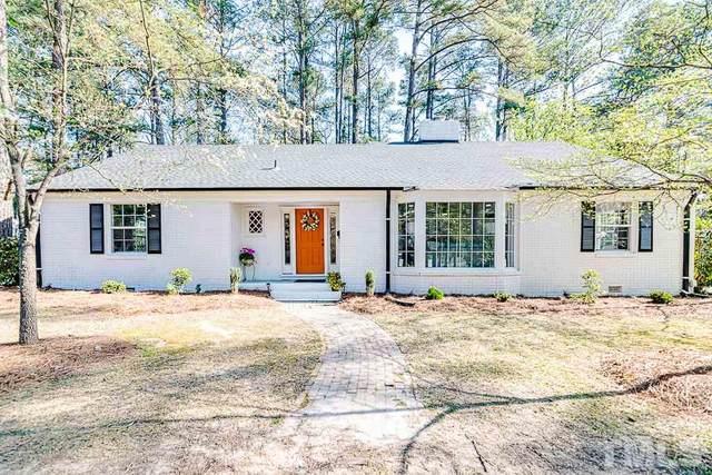 700 Spring Lane, Sanford, NC 27330 (#2376055) :: Steve Gunter Team