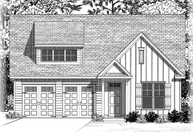 101 Camille Brooks Drive #56, Angier, NC 27501 (#2376076) :: Southern Realty Group