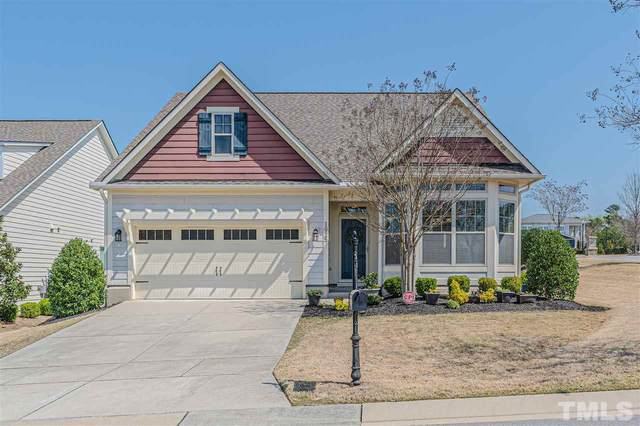 1025 Autumn Meadow Lane, Wake Forest, NC 27587 (#2376104) :: M&J Realty Group