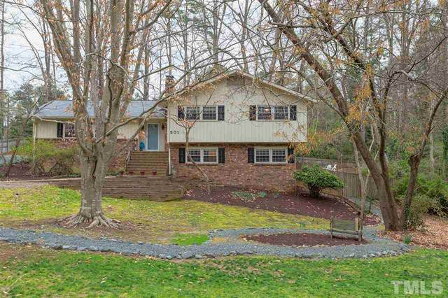 501 Caswell, Chapel Hill, NC 27514 (#2376111) :: Dogwood Properties