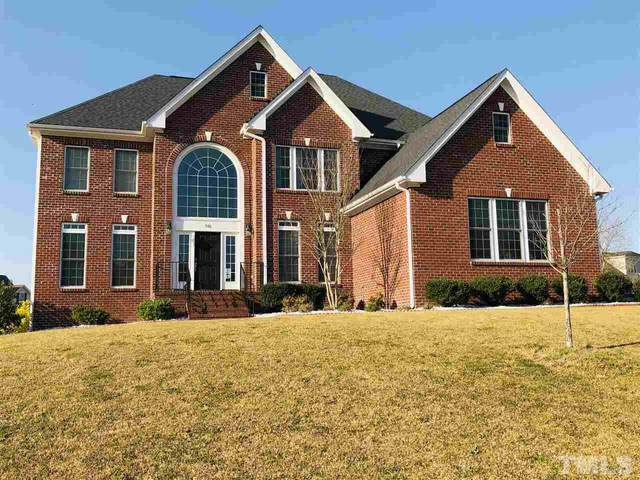 340 Shadowdale Lane, Rolesville, NC 27571 (#2376141) :: M&J Realty Group