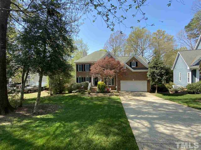 3708 Cliff Haven Drive, Raleigh, NC 27615 (MLS #2376148) :: On Point Realty