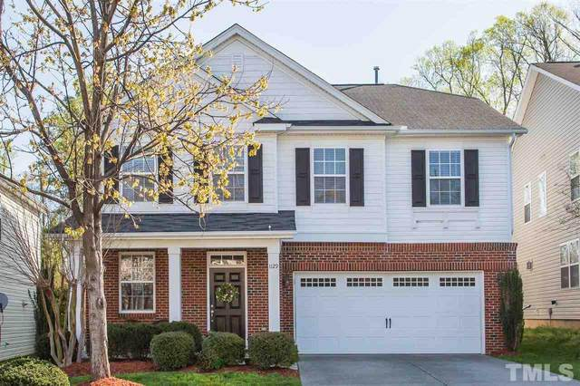 1129 Brookhill Way, Cary, NC 27519 (MLS #2376155) :: On Point Realty