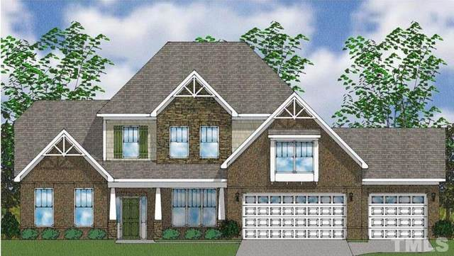 8109 Curina Lane Lot 553, Wake Forest, NC 27587 (#2376226) :: Southern Realty Group