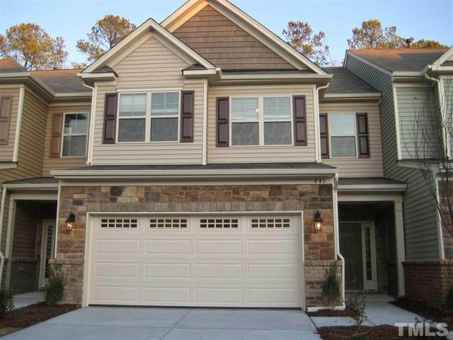 441 Manchester Park Lane, Morrisville, NC 27560 (MLS #2376234) :: On Point Realty