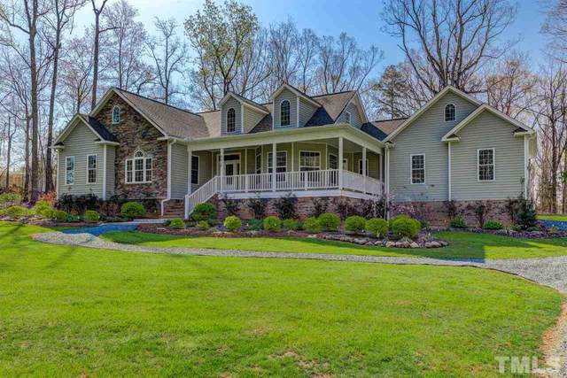 4630 Stafford Mill Road, Liberty, NC 27298 (#2376255) :: Choice Residential Real Estate