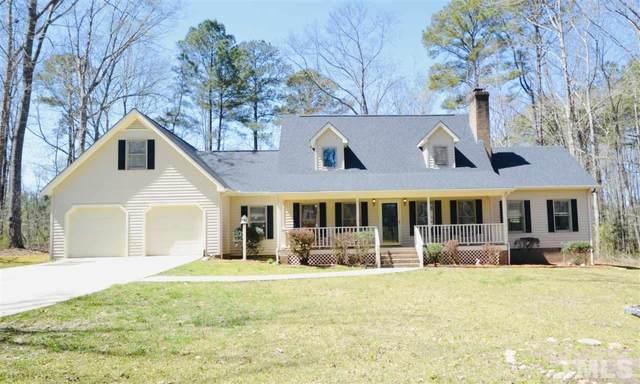 409 Laws Road, Sanford, NC 27332 (#2376284) :: RE/MAX Real Estate Service
