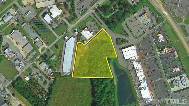 Lot 1-A S Nc 87 Highway, Sanford, NC 27332 (#2376311) :: Triangle Top Choice Realty, LLC