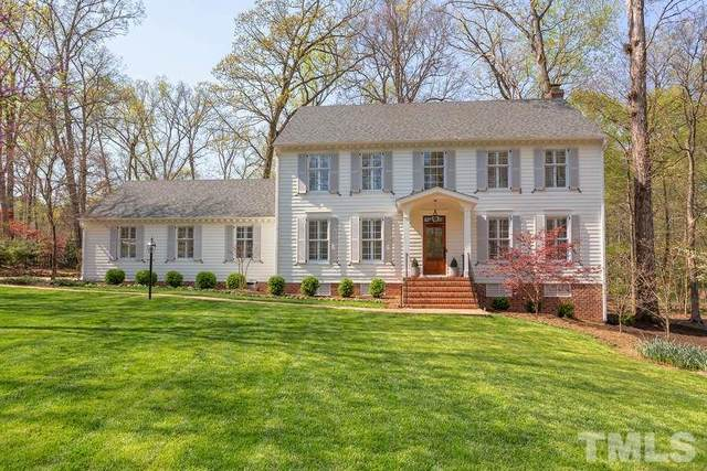 990 Cleland Drive, Chapel Hill, NC 27517 (#2376336) :: Choice Residential Real Estate