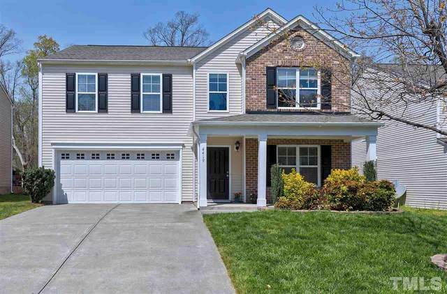 4419 Stonewall Drive, Raleigh, NC 27604 (#2376348) :: Southern Realty Group