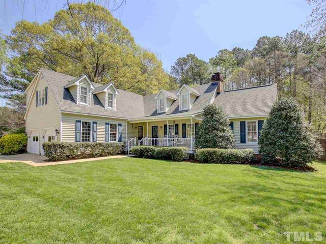 7604 Thompson Mill Road, Wake Forest, NC 27587 (#2376362) :: The Rodney Carroll Team with Hometowne Realty