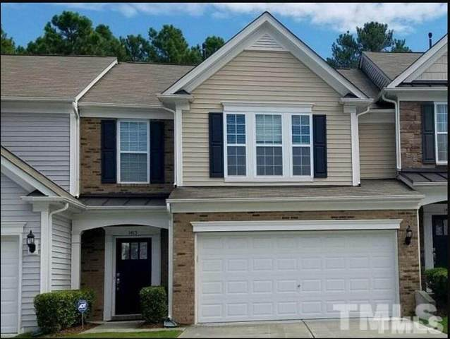 1413 Corwith Drive, Morrisville, NC 27560 (#2376364) :: Triangle Top Choice Realty, LLC