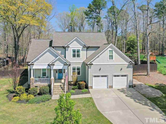 125 Amsterdam Drive, Clayton, NC 27527 (#2376370) :: Triangle Top Choice Realty, LLC