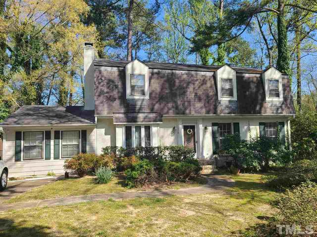 5700 Dumfries Drive, Raleigh, NC 27609 (#2376372) :: Sara Kate Homes