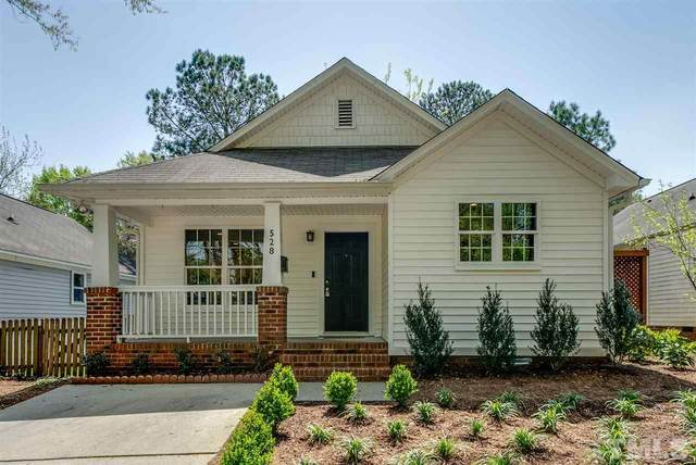 528 Moseley Lane, Raleigh, NC 27601 (MLS #2376388) :: The Oceanaire Realty
