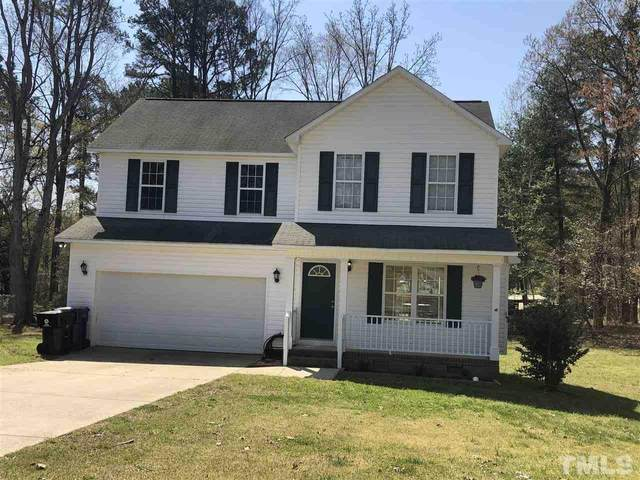 617 Glenwood Drive, Sanford, NC 27330 (MLS #2376393) :: On Point Realty