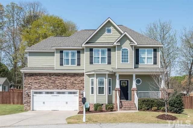 45 Twin Leaf Circle, Clayton, NC 27520 (#2376397) :: Kim Mann Team