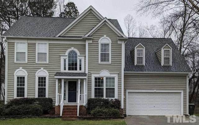 6700 Weimer Drive, Raleigh, NC 27617 (#2376402) :: Classic Carolina Realty