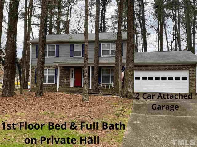 2609 Heather Glen Road, Durham, NC 27712 (#2376422) :: M&J Realty Group