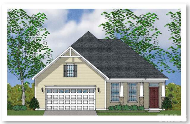 432 Slomo Court Lot 250, Wake Forest, NC 27587 (MLS #2376425) :: The Oceanaire Realty