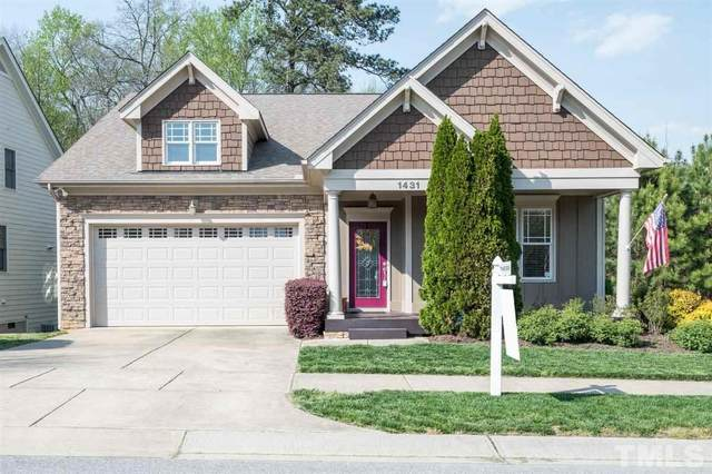 1431 Old Bramble Lane, Fuquay Varina, NC 27526 (#2376427) :: Triangle Top Choice Realty, LLC