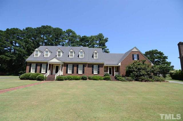 2116 NW Hermitage Road, Wilson, NC 27896 (#2376437) :: The Rodney Carroll Team with Hometowne Realty