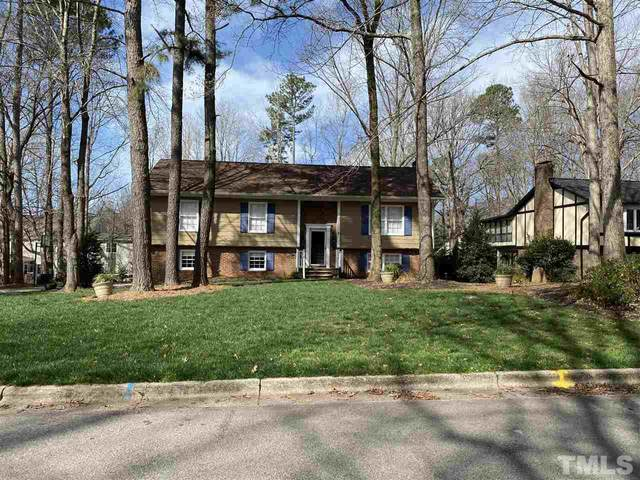 1108 Tanglewood Drive, Cary, NC 27511 (#2376441) :: Sara Kate Homes