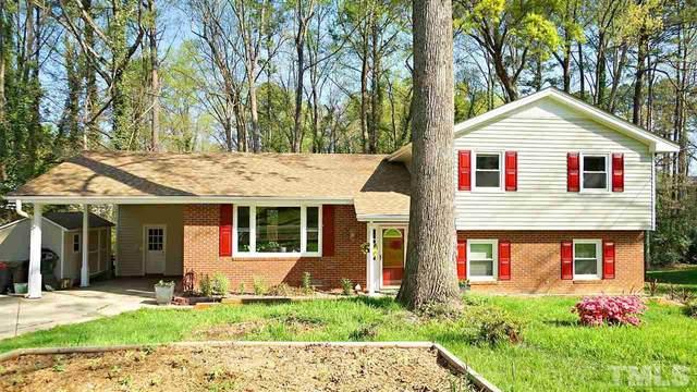 605 Ashe Avenue, Cary, NC 27511 (#2376443) :: Triangle Top Choice Realty, LLC