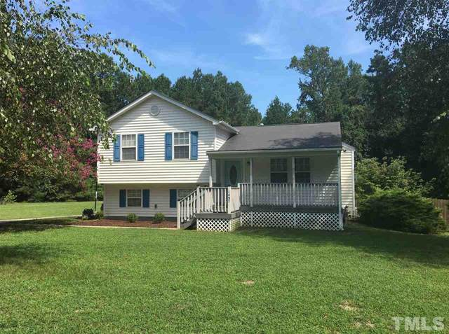 1457 Huntdell Main Drive, Wendell, NC 27591 (#2376460) :: The Rodney Carroll Team with Hometowne Realty