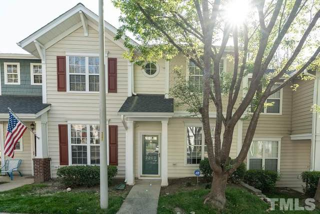 2263 Plum Frost Drive, Raleigh, NC 27603 (#2376461) :: Triangle Top Choice Realty, LLC