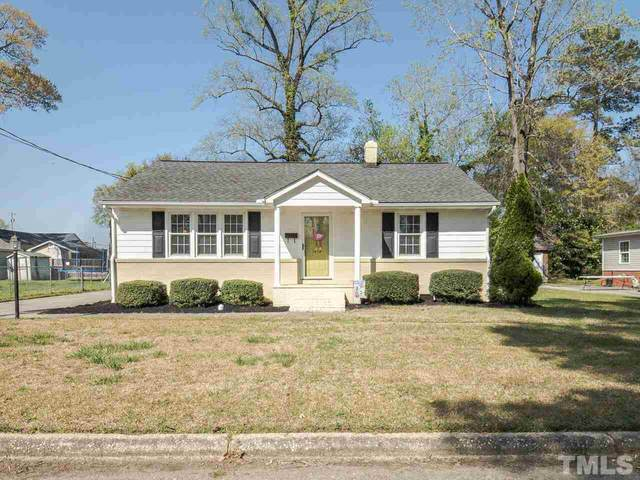 1212 W Pearsall Street, Dunn, NC 28334 (#2376501) :: The Rodney Carroll Team with Hometowne Realty