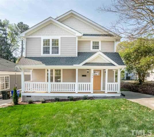 604 Dunbar Street, Durham, NC 27701 (#2376507) :: Real Estate By Design