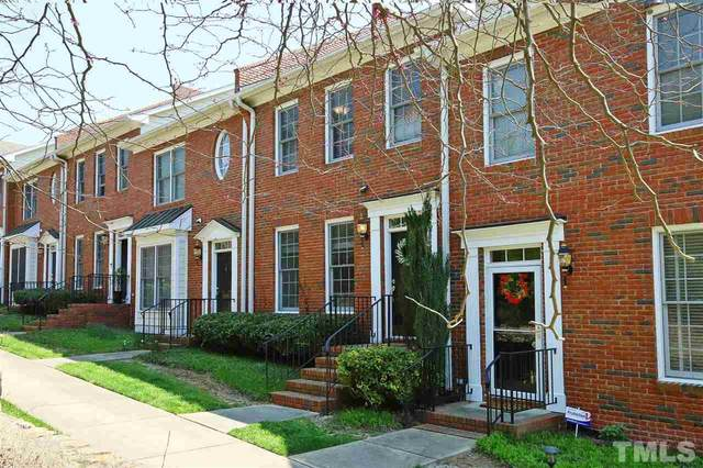 621 Copperline Drive #621, Chapel Hill, NC 27516 (#2376513) :: Southern Realty Group