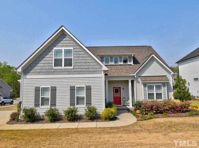 2315 Stewart Street, Fuquay Varina, NC 27526 (#2376534) :: Classic Carolina Realty
