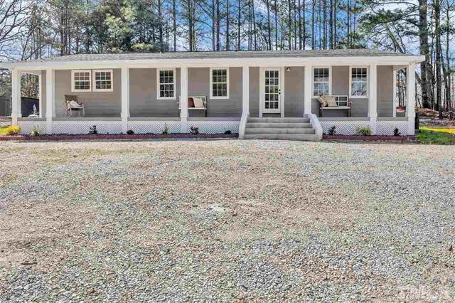 10345 Us 401 Highway N, Fuquay Varina, NC 27526 (#2376540) :: Triangle Top Choice Realty, LLC
