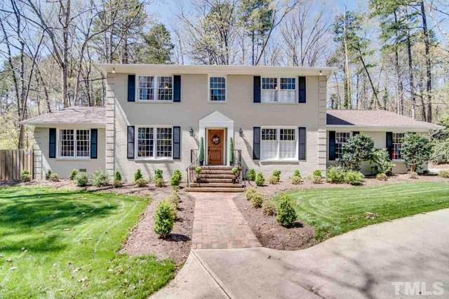 509 Red Bud Road, Chapel Hill, NC 27514 (#2376542) :: Dogwood Properties