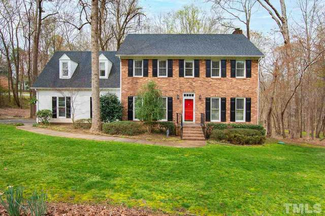 9501 Springdale Drive, Raleigh, NC 27613 (#2376565) :: Triangle Just Listed