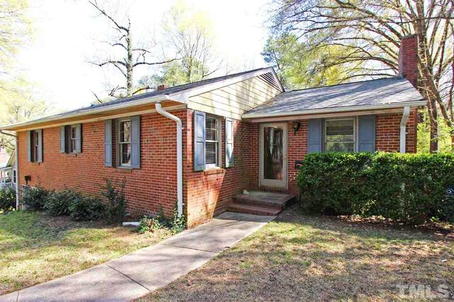 919 Demerius Street, Durham, NC 27701 (#2376570) :: The Perry Group
