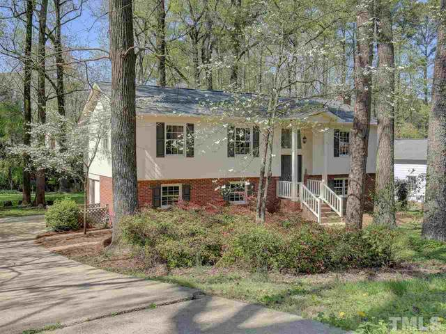 6609 Brookhollow Drive, Raleigh, NC 27615 (MLS #2376585) :: On Point Realty