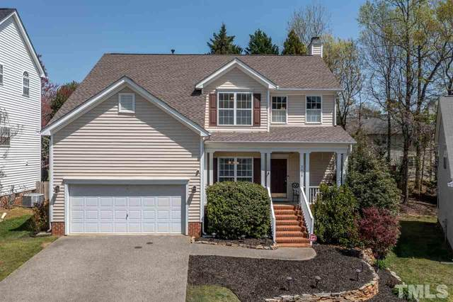 2405 Barday Downs Lane, Raleigh, NC 27606 (#2376607) :: M&J Realty Group