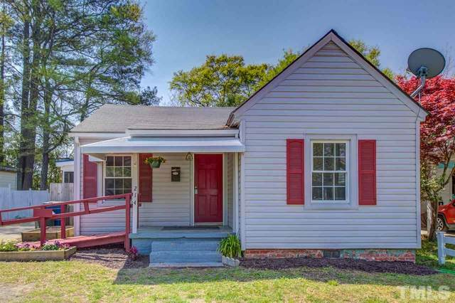 214 E Holt Street, Smithfield, NC 27577 (#2376617) :: Bright Ideas Realty