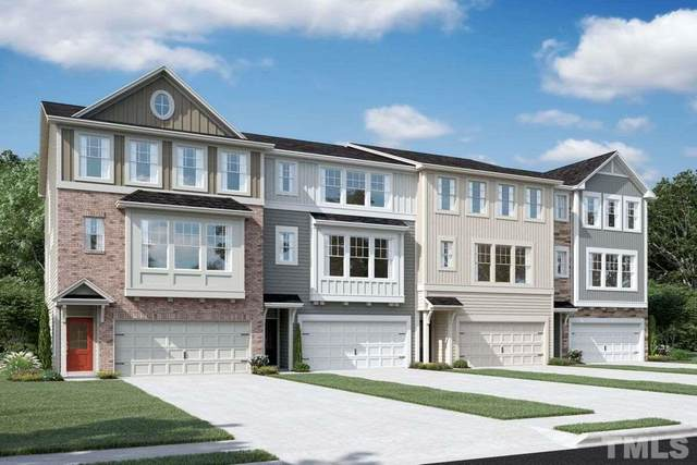 1120 Commack Drive #107, Durham, NC 27703 (#2376633) :: Choice Residential Real Estate